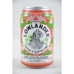Lowlander - Ginger & Kaffir Lime