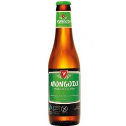 Mongozo - Pilsner Glutenvrij - BIO