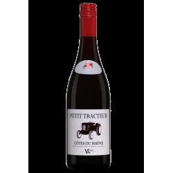 Petit Tracteur - Côtes du Rhône - Rouge 2018