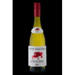 Petit Tracteur - Côtes-du-Rhône - Blanc 2016